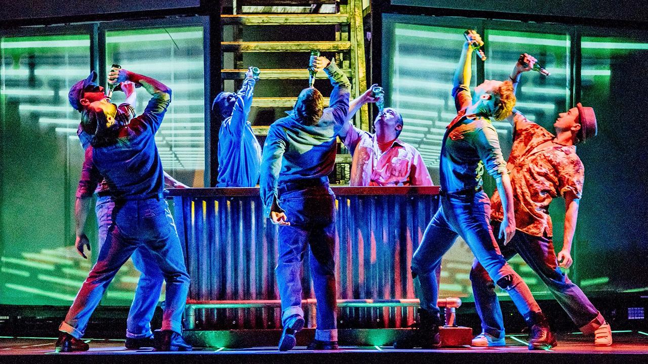 Flashdance: The Musical - UK and Korean Tour
